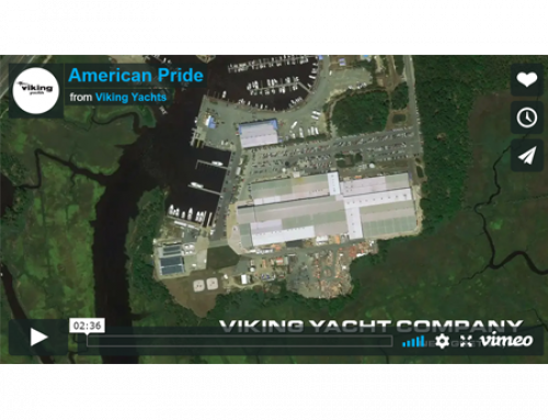 "Featured in Viking ""American Pride"""
