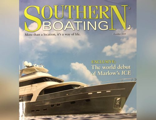 HMC Featured in Southern Boating's CABO 41 Ad
