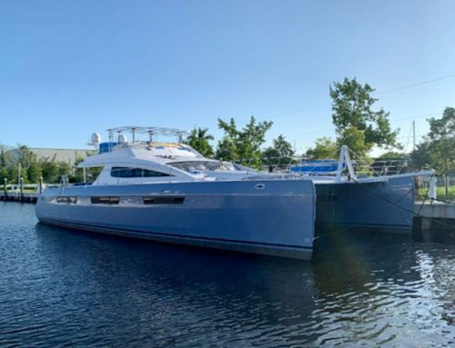 75′ Privilege Power Catamaran